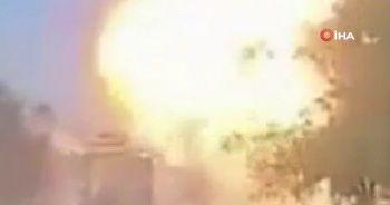Rus devriyesine gerçekleştirilen saldırının yeni görüntüsü ortaya çıktı