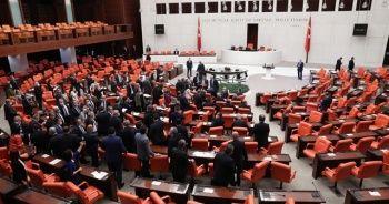 TBMM Genel Kurulu'nda AK Parti ile HDP milletvekilleri arasında tartışma