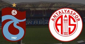 Trabzonspor Antalyaspor maçı canlı izle| Trabzonspor Antalyaspor şifresiz izle