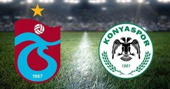 Trabzonspor-İttifak Holding Konyaspor Maçı CANLI İZLE | beIN SPORTS HD 2