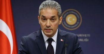 Türkiye'den sert tepki: Yunanistan'ın bu iddialarını reddediyoruz