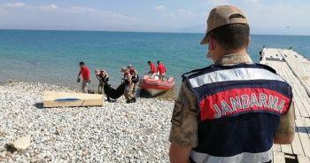 Van Gölü'nden 2 çocuk cesedi daha çıkarıldı