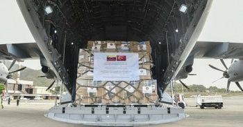 Venezuela'dan koronavirüs yardımları için Türkiye'ye teşekkür!