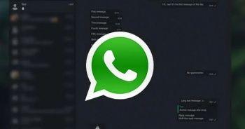 WhatsApp karanlık mod   WhatsApp Web karanlık mod
