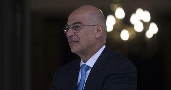 Yunanistan Dışişleri Bakanı: Türkiye'yle diyaloğa hazırız
