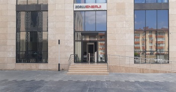 Zorlu Enerji'nin Kütahya ofisi taşındı