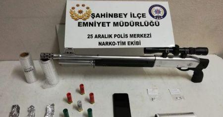 1 günde araması bulunan 99 şahıs yakalandı