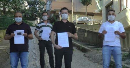 40 metrelik yolu habersiz kullananlar gelen cezalarla şok oldu