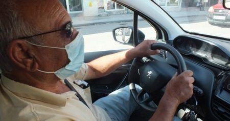 55 yıldır trafikte hiç kaza yapmadı