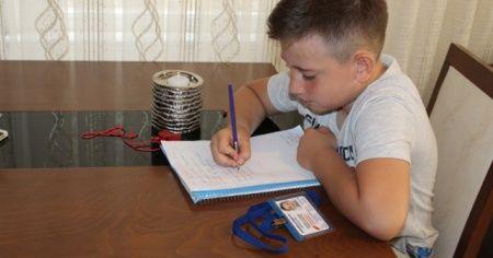 7 yaşındaki çocuktan babasına ceza
