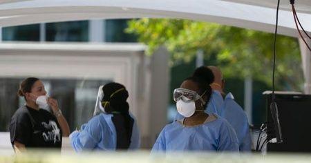 ABD'de Kovid-19 salgınında ölenlerin sayısı 139 bin 189'a yükseldi