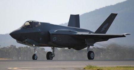 ABD'den Japonya'ya 105 adet F-35