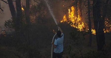 AFAD'dan yangın risklerine karşı uyarı