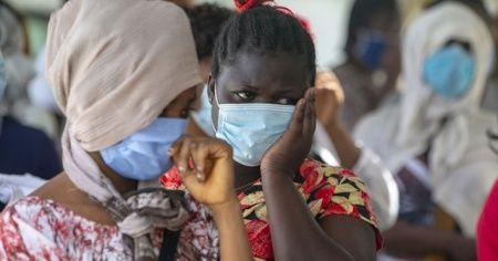Afrika'da Kovid-19 nedeniyle hayatını kaybedenlerin sayısı 14 bini aştı