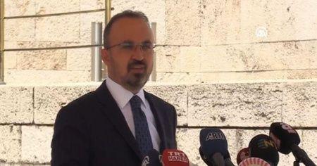AK Partili Turan'dan önemli açıklamalar