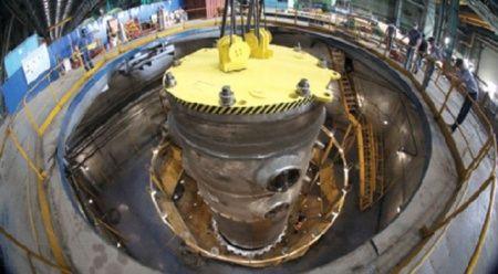 Akkuyu NGS'nin reaktör basınç kazanı testi geçti