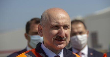 Ankara-Kahramankazan yolu kısa zamanda hizmete açılacak