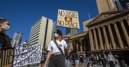 Avustralya'da ırkçılık ve polis şiddeti protesto edildi