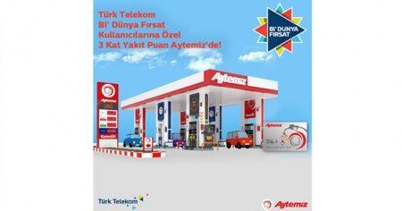 Aytemiz ve Türk Telekom'dan işbirliği