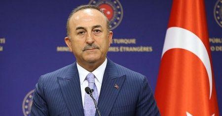 Bakan Çavuşoğlu: AB'nin Ayasofya'ya ilişkin 'kınama' sözcüğünü reddediyoruz