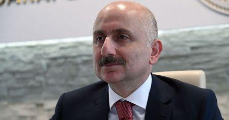 Bakan Karaismailoğlu Türkmenistan Başkan Yardımcısı Ovezov ile görüştü