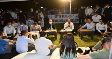 Bakan Kasapoğlu: Salgında 75 bin vatandaşımızı yurtlarımızda ağırladık