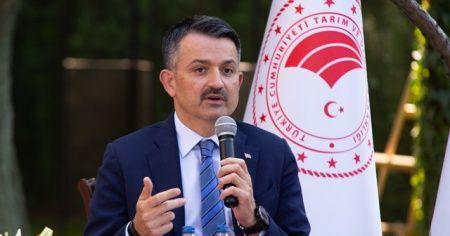 Bakan Pakdemirli: 'Kırsalda 12 milyar liralık yatırım, 66 bin yeni istihdam oluşturduk'
