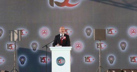 """Bakan Soylu: """"5. yılda da 15. yılda da 105. yılda da burada kıyam halinde olacağız"""""""