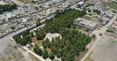 Barış Pınarında park ve bahçeler halka açılıyor