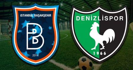 Başakşehir - Denizlispor maçı | CANLI ANLATIM