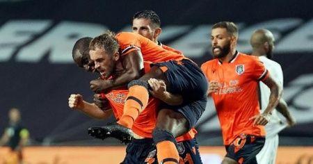 Başakşehir evinde 15 maçtır yenilmiyor