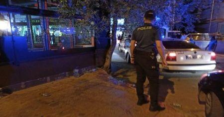 Başkent'te bıçaklı kavga: 1 yaralı