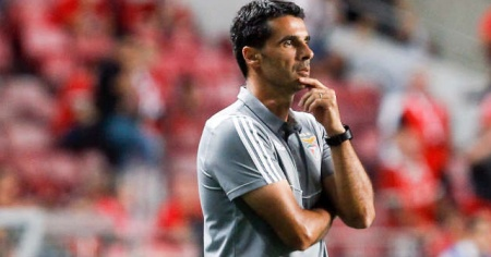 Benfica, sezon sonuna kadar Nelson Verissimo'ya emanet