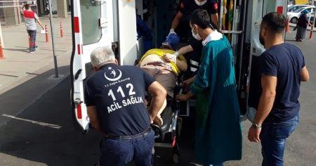 Berber kalfası iş yerinde silahlı saldırıya uğradı