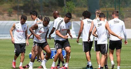 Beşiktaş, Malatya hazırlıklarını tamamladı