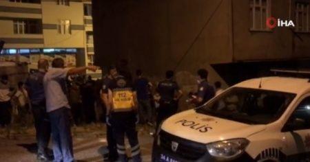 Binada ceset var dedi, ekipler saatlerce seferber oldu