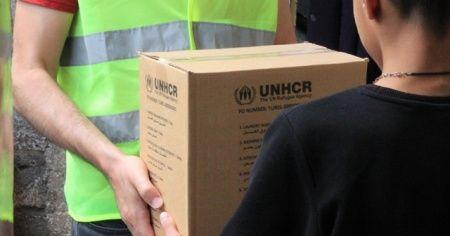 Birleşmiş Milletlerden Sivaslı ihtiyaç sahiplerine destek
