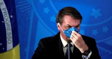 Bolsonaro'nun ikinci Kovid-19 testi de pozitif çıktı
