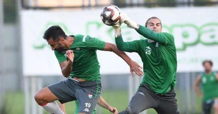 Bursaspor, Altınordu maçına hazır