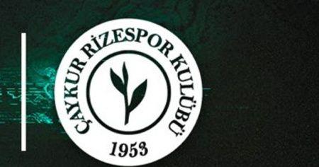 Çaykur Rizespor'da Kovid-19 test sonuçları negatif çıktı