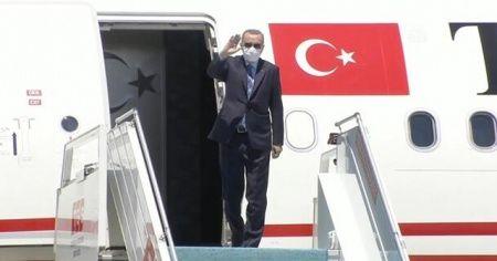 Cumhurbaşkanı Erdoğan'dan normalleşme sonrası ilk yurt dışı ziyareti