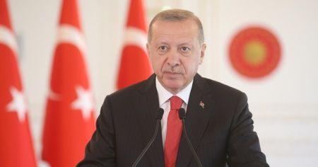 Cumhurbaşkanı Erdoğan: Doğu Akdeniz'de kurulmaya çalışılan oyunları ve tuzakları yerle bir ettik