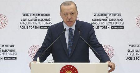 Cumhurbaşkanı Erdoğan: Enflasyonu tek haneli rakamlara düşürmekte kararlıyız
