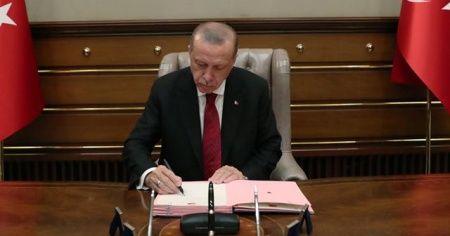 Cumhurbaşkanı Erdoğan'ın imzasıyla bir bölge riskli alan ilan edildi