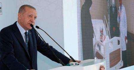 Cumhurbaşkanı Erdoğan: Türkiye'yi 3 kıtanın sağlık merkezi yapma hedefinde kararlıyız