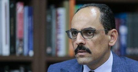 Cumhurbaşkanlığı Sözcüsü Kalın'dan 'Sosyal medya düzenlemesi' ile ilgili açıklama