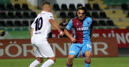 Trabzonspor deplasmanda Denizlispor'a 2-1 mağlup oldu