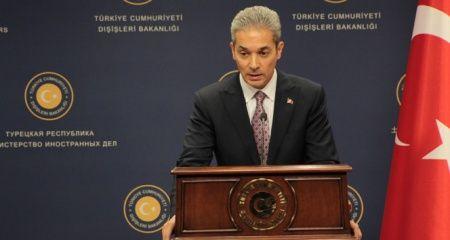 Dışişleri Bakanlığından Borrell'in açıklamalarına tepki