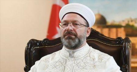 Diyanet İşleri Başkanı Ali Erbaş'tan 'Ayasofya' açıklaması