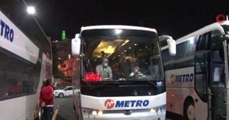 Diyarbakır'ın 6 ilçesinde otobüs seferleri yeniden başlıyor